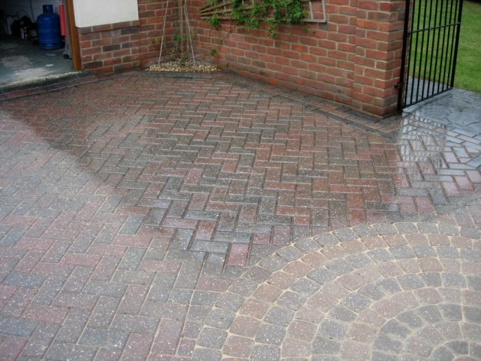 Image Result For Cleaning Cement Paving Slabs