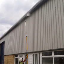 high level cleaning cladding