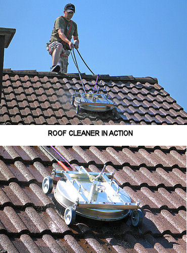 Roof Moss Removal Scotland Property Cleaning Amp Maintenance